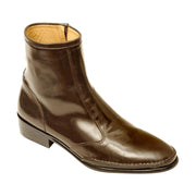 John Classic Mens Leather Dress Boot