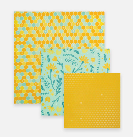 natural beeswax paper