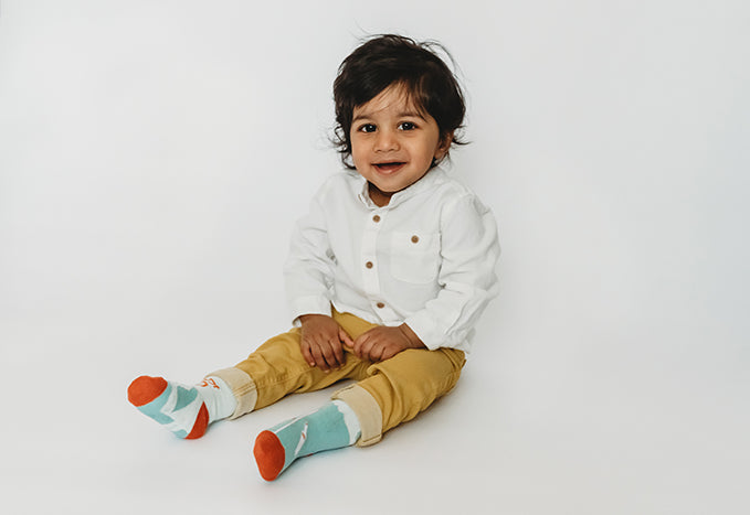Organic cotton socks for ezcema