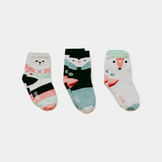 arctic animals socks