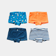 super bundle 4 pack of girls organic cotton underwear
