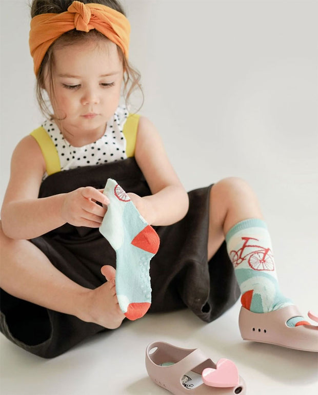 Organic Baby, Toddler Socks - Quinn's Sports