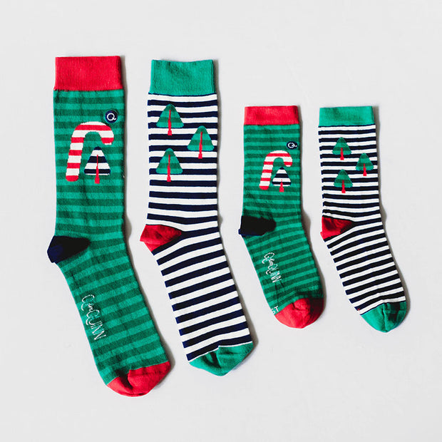 Matching Family - 'Candy Cane' Christmas