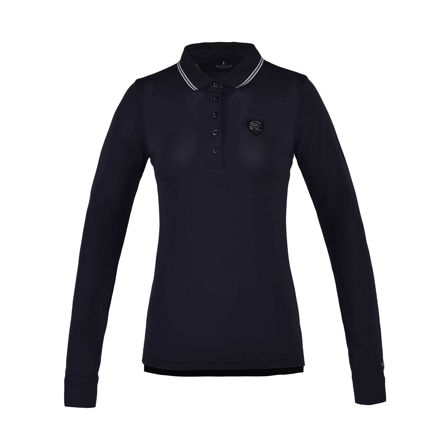 Kingsland Chambly Ladies' Pique Polo Shirt