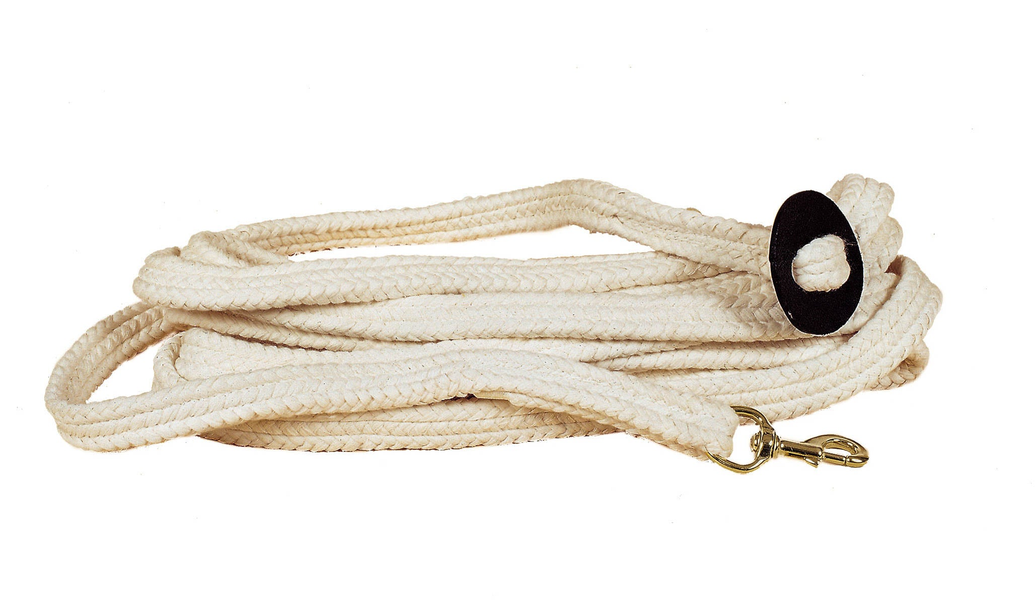 Braided Cotton Lunge Line- 25'