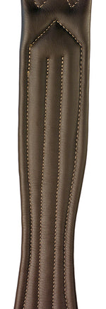 Edgewood Fancy Stitched Double Elastic Girth