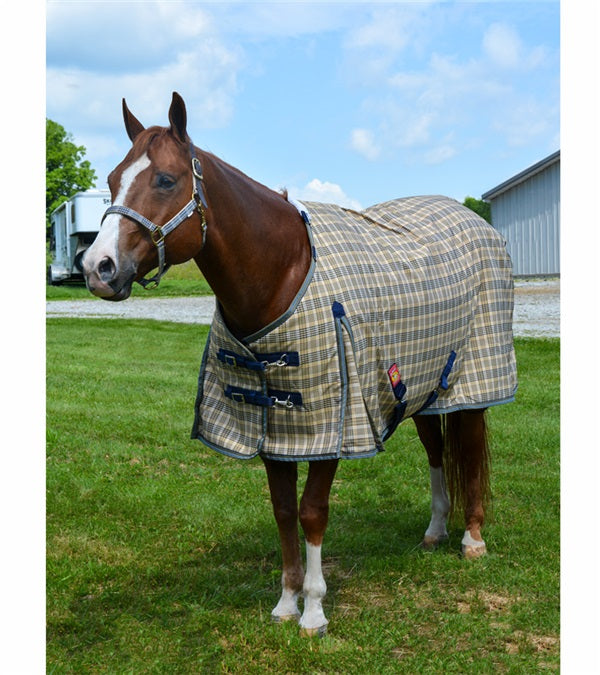 5/A Baker 200g Medium Weight Turnout Blanket
