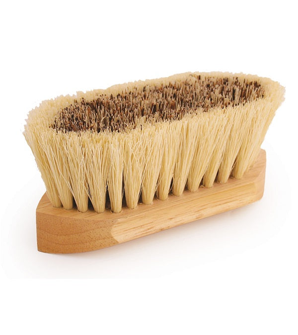 Calientito Natural Fiber Medium-Stiff Body Brush