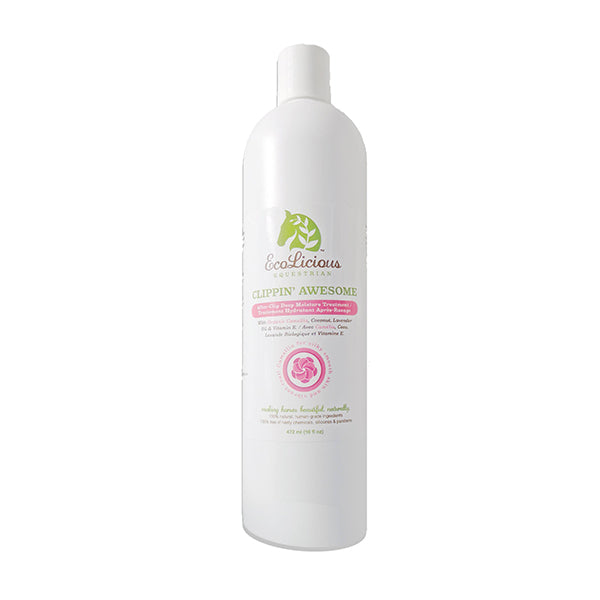 Ecolicious Equestrian Clippin' Awesome Deep Moisture Treatment