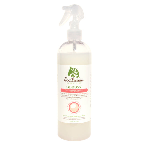 Ecolicious Equestrian Glossy Coat Tonic
