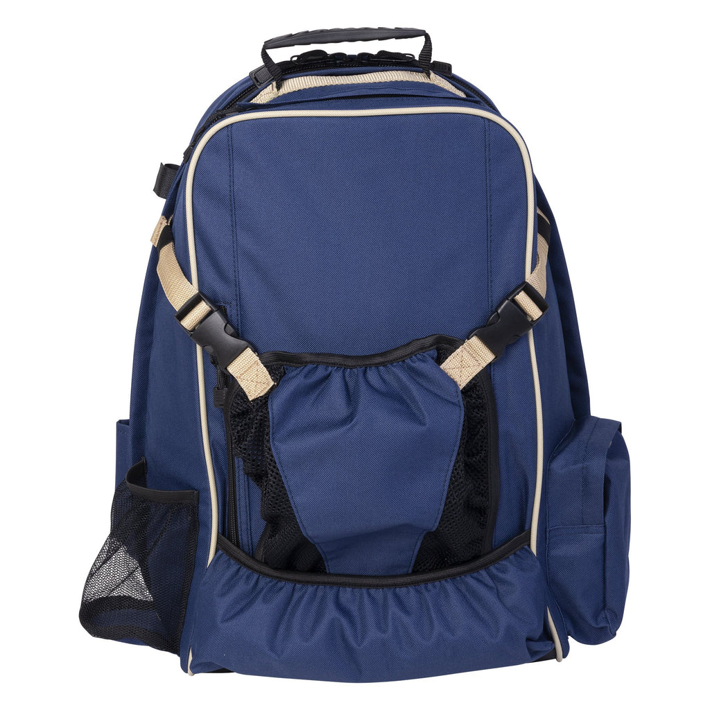 Huntley Deluxe Equestrian Backpack- Multiple Colors