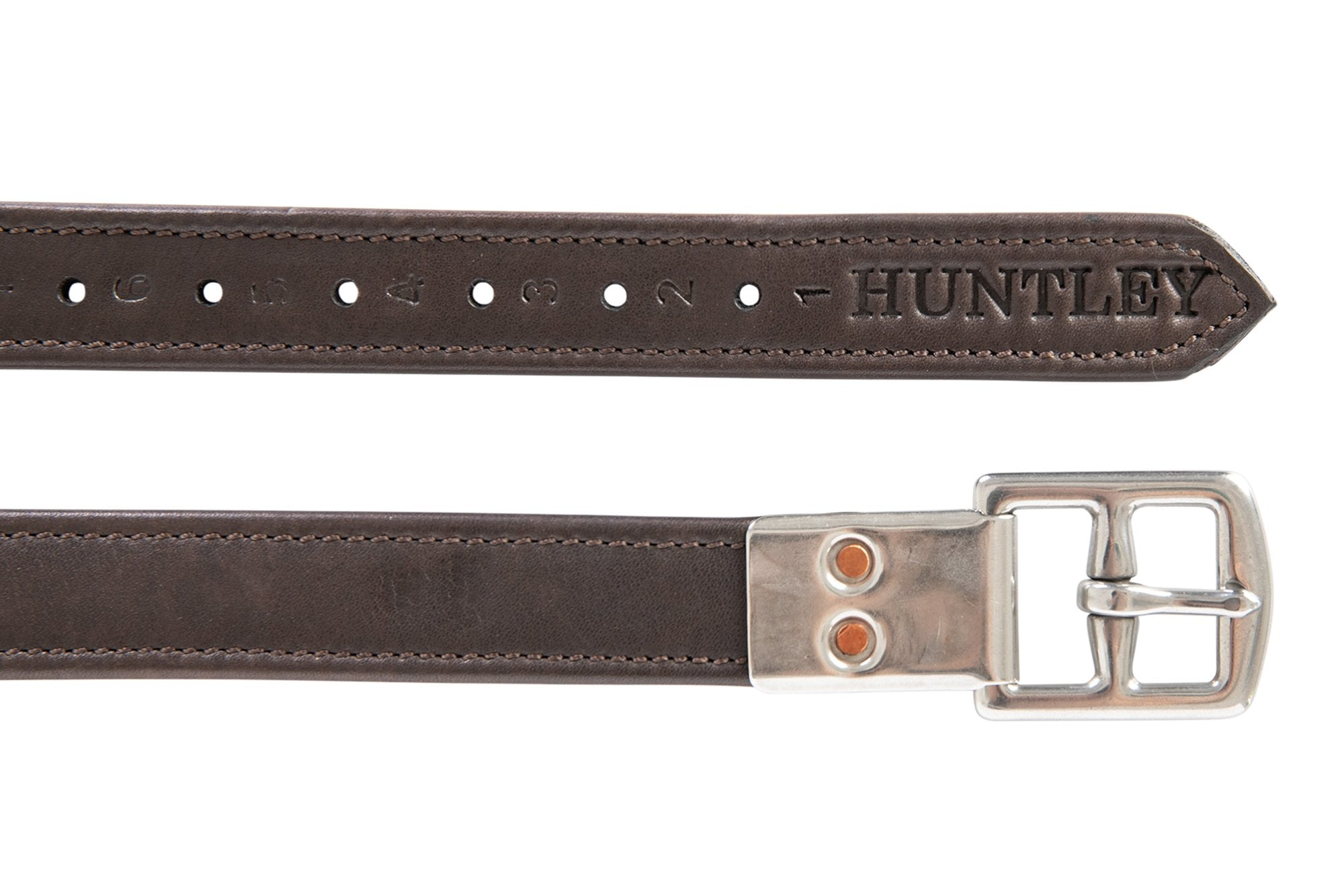 Huntley Flat Buckle Sedgwick Stirrup Leathers