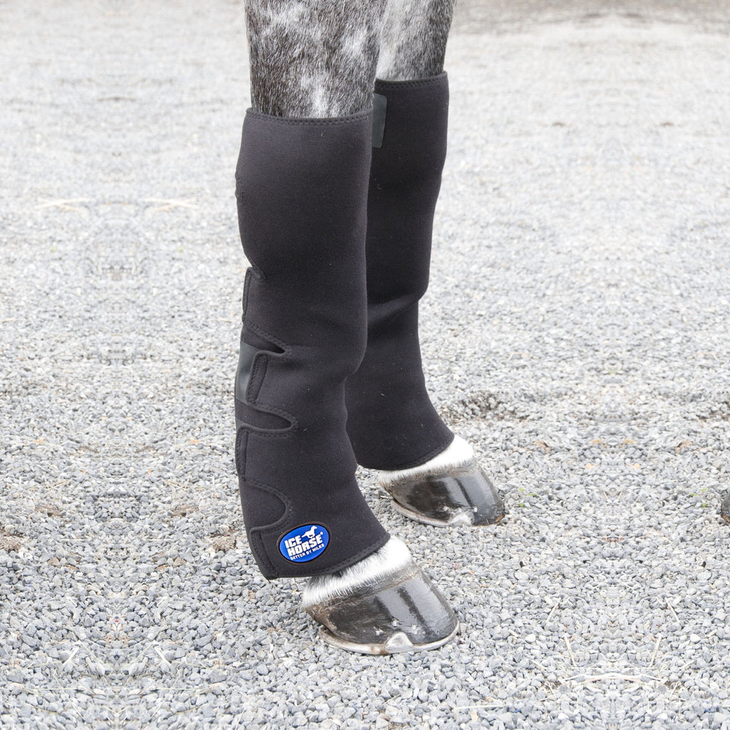Ice Horse Knee to Ankle Ice Wraps