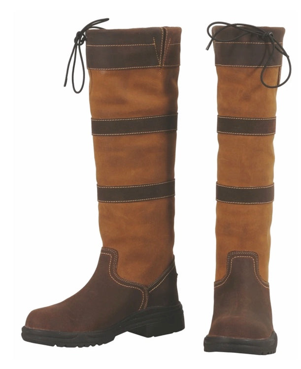 Tuffrider Lexington Children's Tall Country Boot