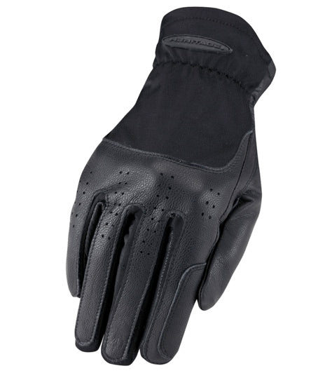 Heritage Kids' Leather Show Glove