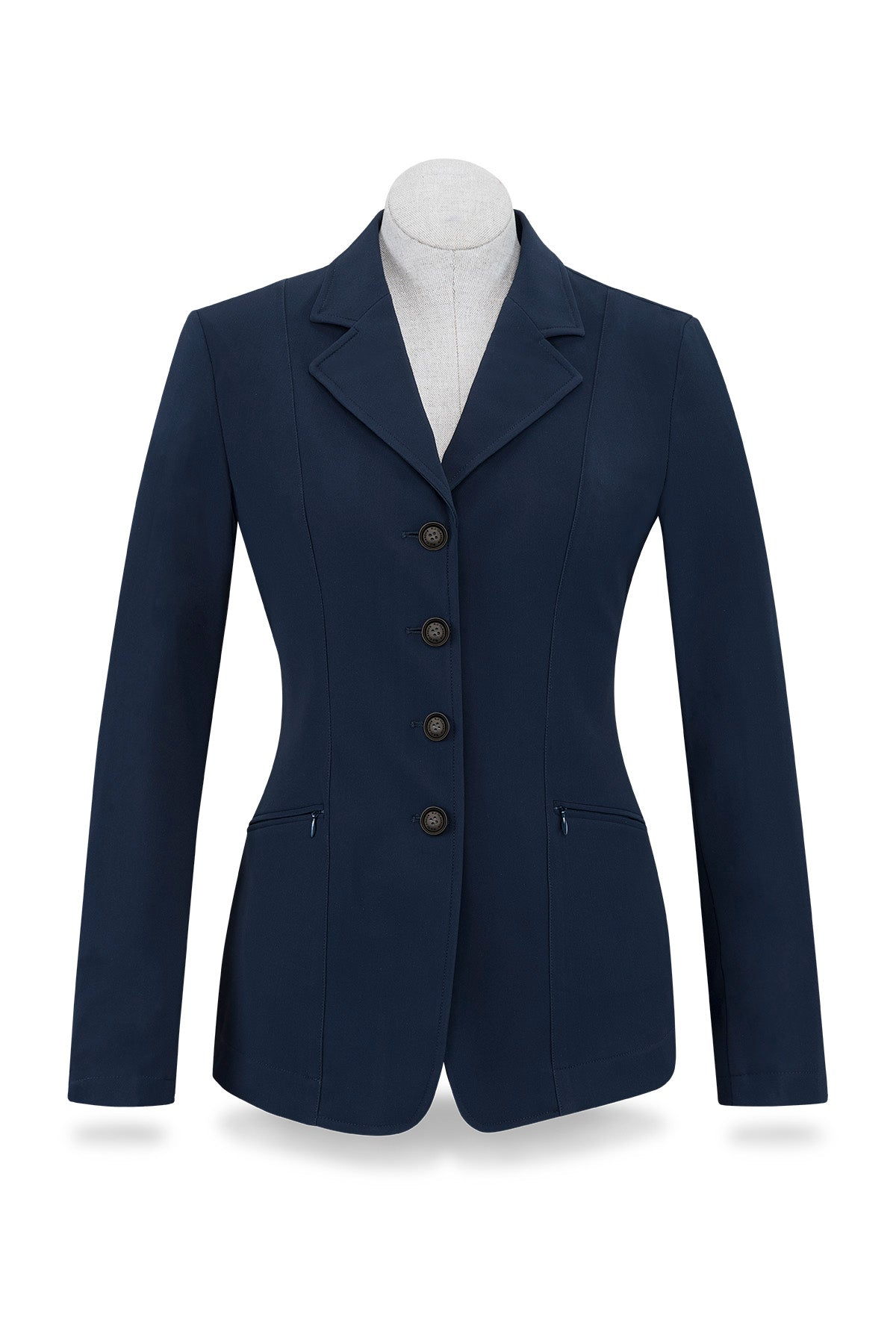 R.J. Classics Victory Ladies' Show Coat- Navy