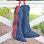 Tally Ho Custom Fleece Lined Two-Piece Boot Bag