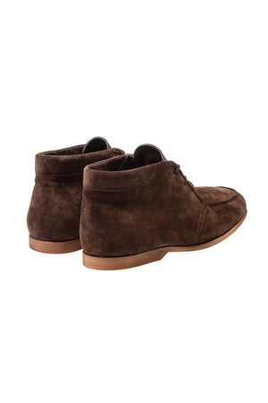 Chocolate Brown Mountain Boot