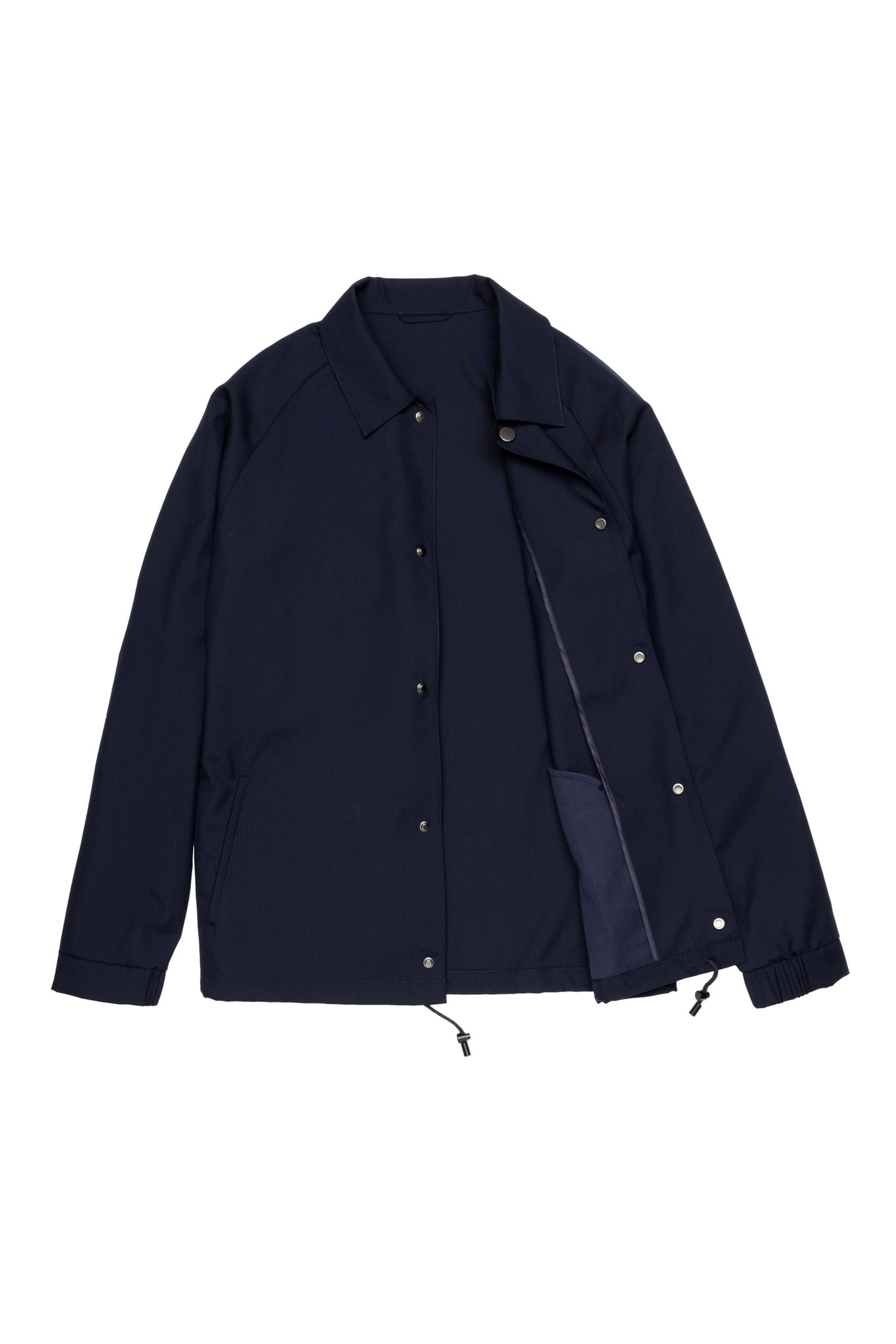 Navy Lightweight Sailing Blouson