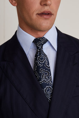River Design on Navy Base Tie