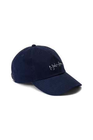 Royal Navy Shortstop Cap with White Logo