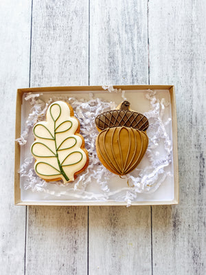 Fall Nature Cookies