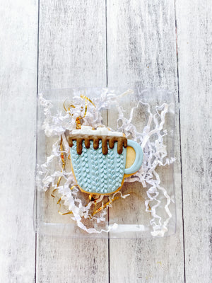 Knitted Mug Cookie
