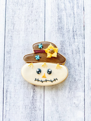 Scarecrow Cookie