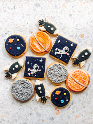 Out Of This World Cookies