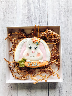 Name Bunny Cookie