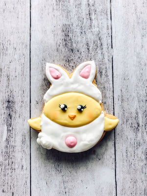 Bunny Chick Cookie