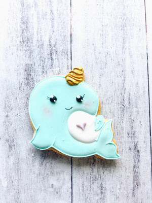 Narwhal Cookie