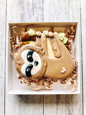 Sloth Cookie