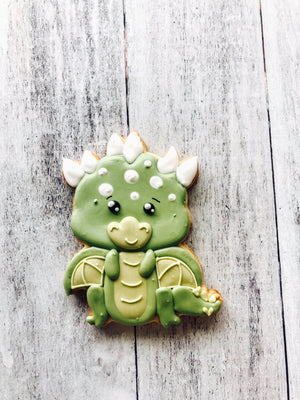 Green Dragon Cookie