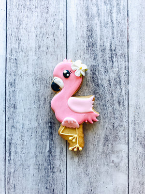 Flamingo Cookie