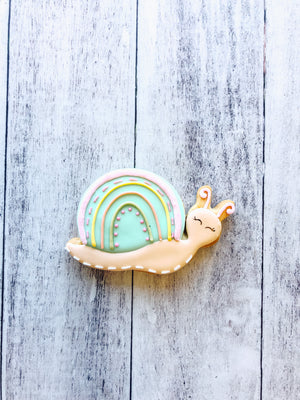 Snail Cookie