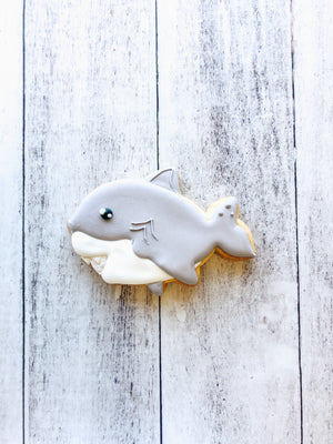 Shark Cookie