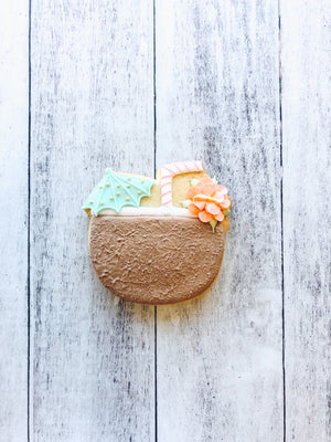 Coconut Drink Cookie