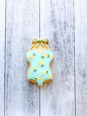 Swimsuit Cookie
