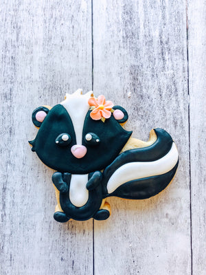 Skunk Cookie