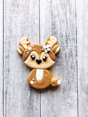 Deer Cookie