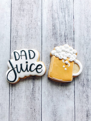 Dad Juice Cookie