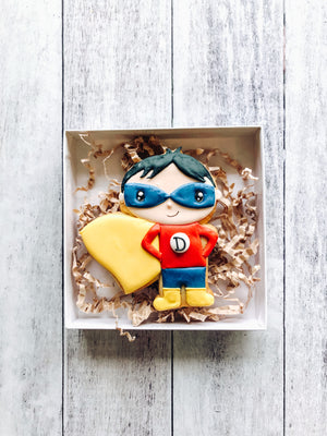 Super Dad Cookie