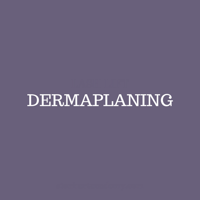Dermaplaning Certification - February 8th and 9th