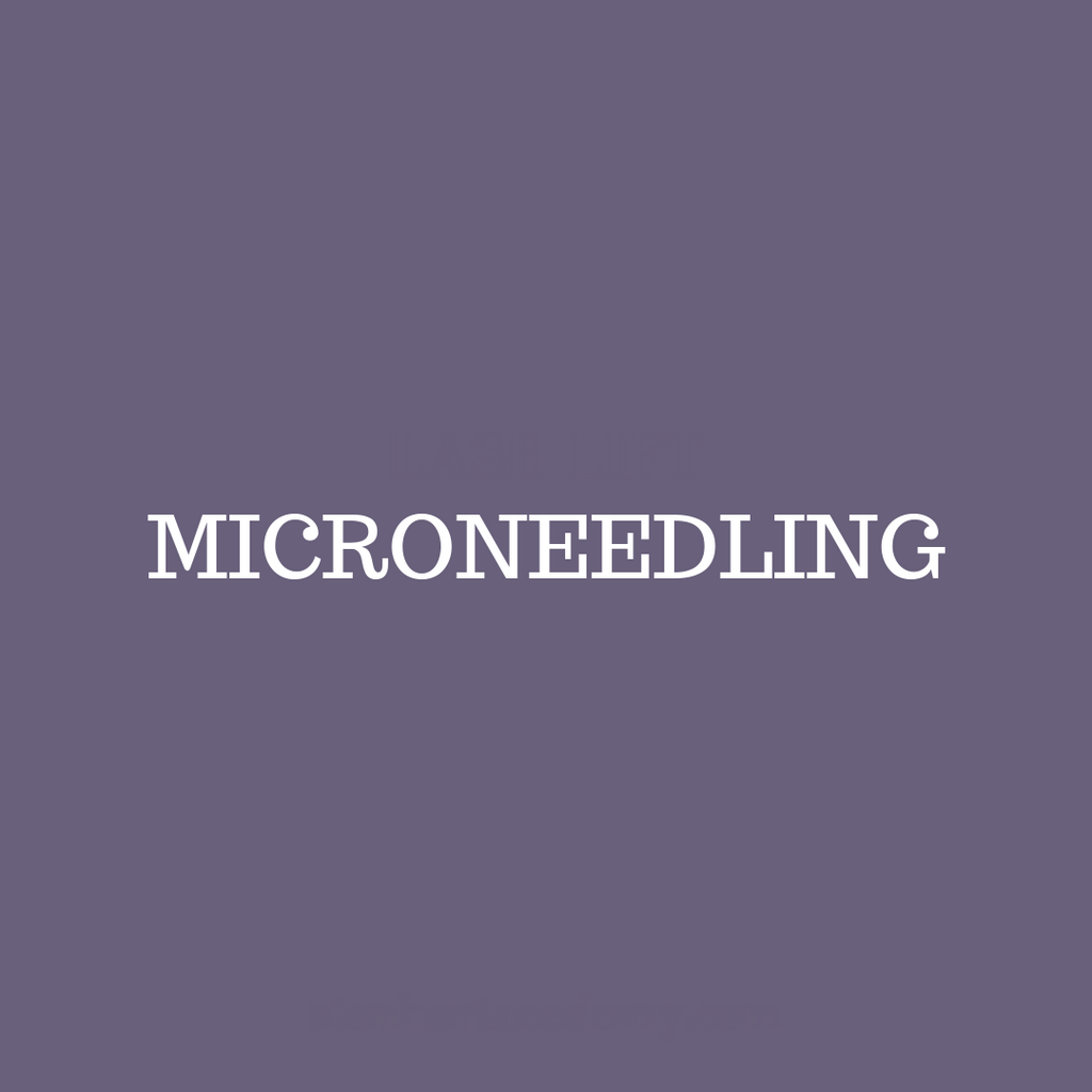 Microneedling Certification - November 16th