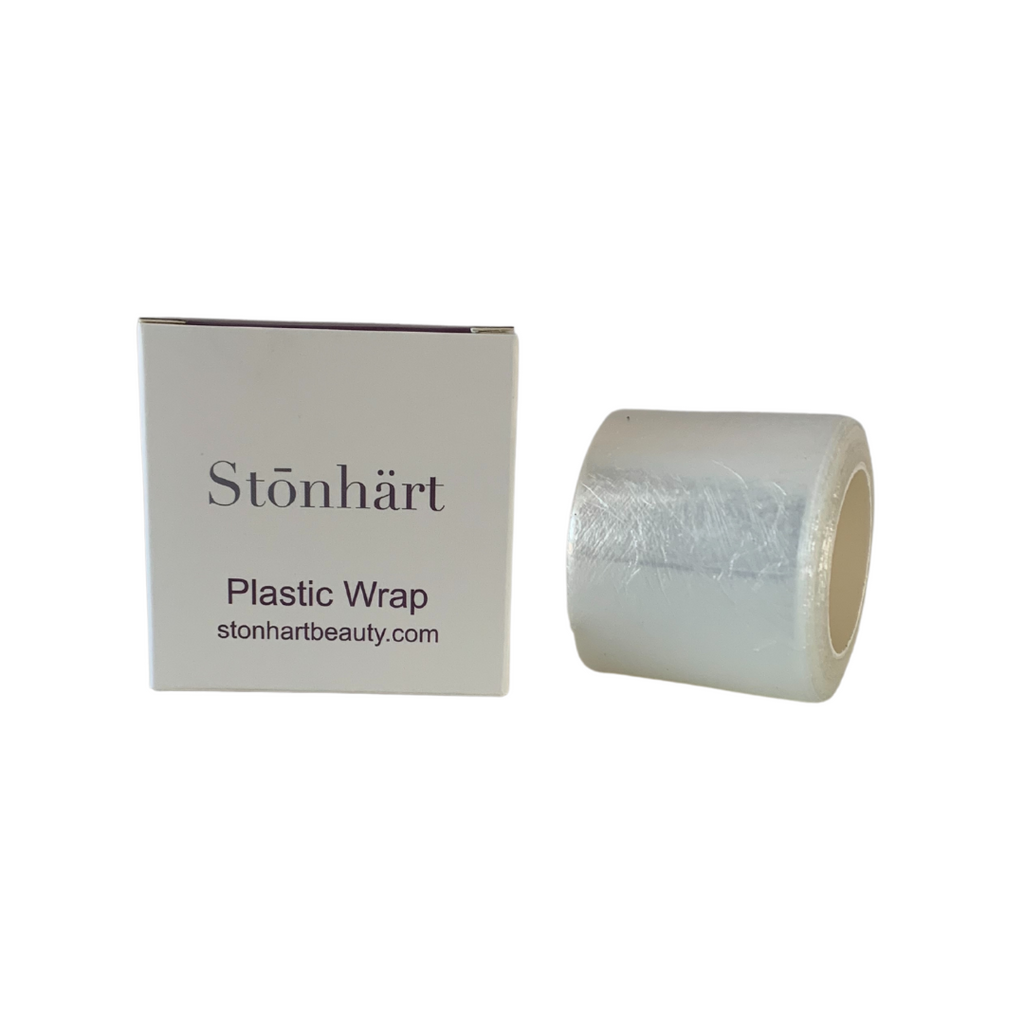 Plastic Wrap for Lash and Brow Lift