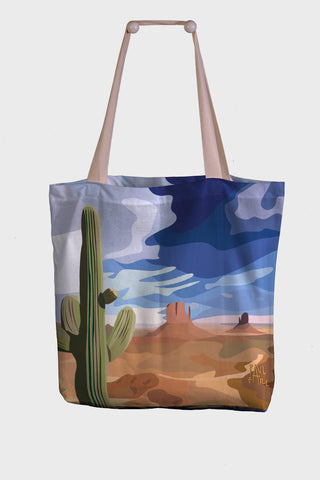 Borsa Mare / Shopper Paul Earl - Cactus