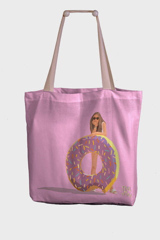 Borsa Mare / Shopper Paul Earl - Donut