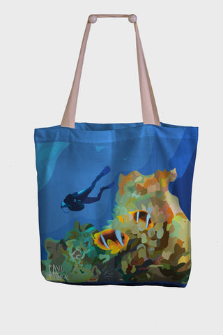 Borsa Mare / Shopper Paul Earl - Sub