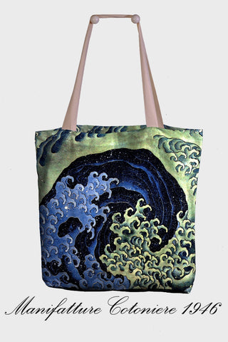 Shopper Hokusai - Feminine Wave